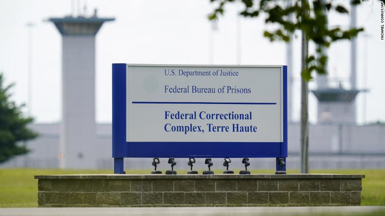 Federal government to execute inmate who blamed murder victim for using witchcraft on him