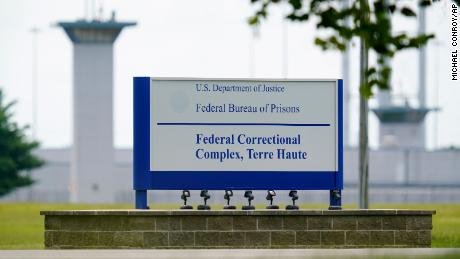 The federal prison complex in Terre Haute, Indiana, where Vialva is set to be executed.