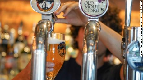 British pubs were on life support before the pandemic. Many won't survive new restrictions