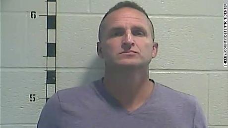 Former detective Brett Hankison was booked Wednesday.