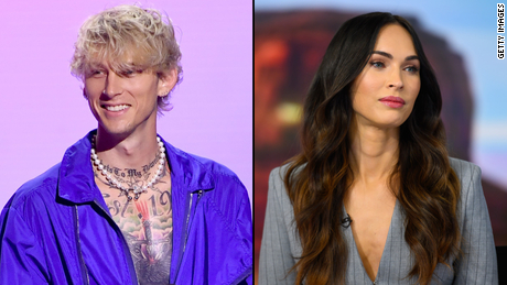 Machine Gun Kelly says Megan Fox is his first love