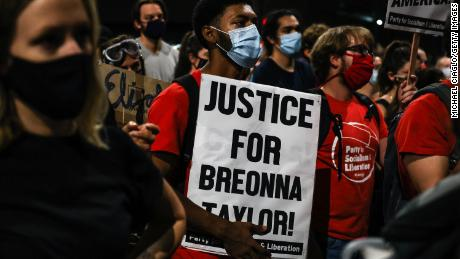 Breonna Taylor protests erupt across the US