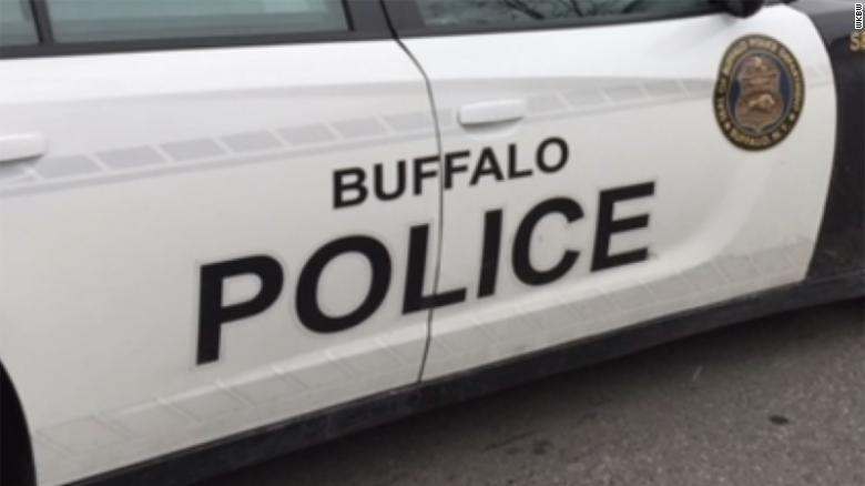 Buffalo Police no longer requires officers to wear names on their uniform