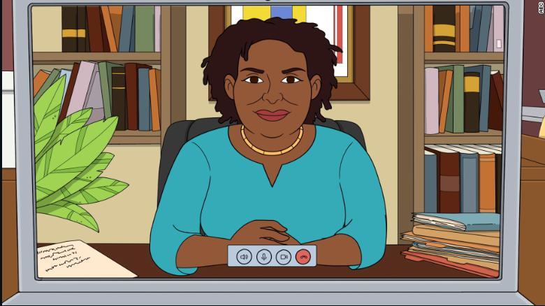 Stacey Abrams to guest star in 'black-ish' animated episode