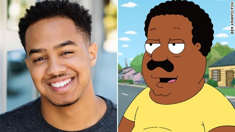 'Household Man' Casts Arif Zahir as the New Voice of Cleveland Brown