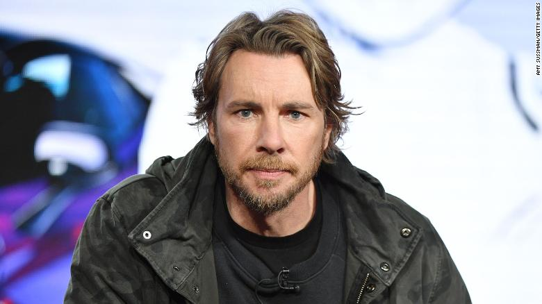 Dax Shepard reveals he relapsed after 16 多年的清醒