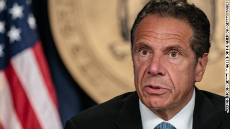Fact checking Gov. Cuomo's false claim about Covid-positive patients and nursing homes