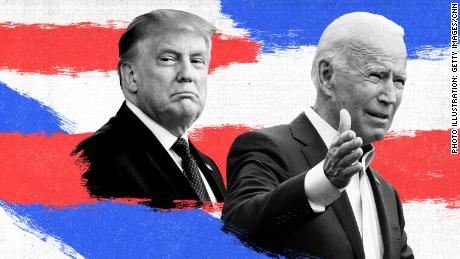 Where Trump and Biden stand on major policy issues