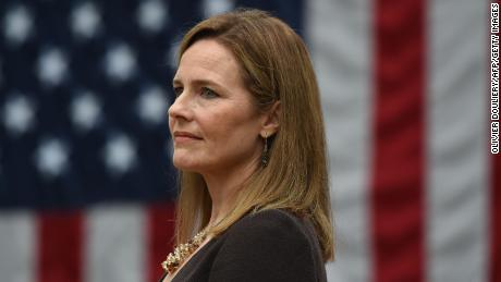 Amy Coney Barrett's debut shows she will be a tough adversary for Democrats
