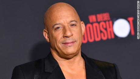 Vin Diesel partners with Kygo to release his first single 'Feel Like I Do'