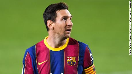 Lionel Messi says he 'only wanted to make Barcelona better and stronger' after failed attempt to leave the club