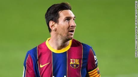 لیونل میسی کہتے ہیں کہ وہ صرف بارسلونا کو بہتر اور مضبوط بنانا چاہتے ہیں & # 39؛  کلب چھوڑنے کی ناکام کوشش کے بعد