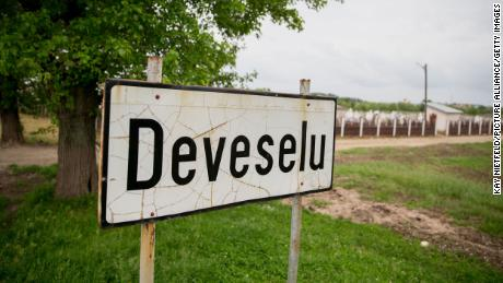 Aliman, who died from Covid-19 complications, was re-elected by a landslide by villagers in Deveselu.