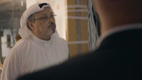 Jamal Khashoggi (Courtesy of Showtime).