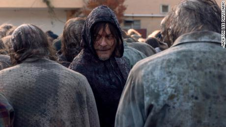 Norman Reedus in 'The Walking Dead' (Jackson Lee Davis/AMC)