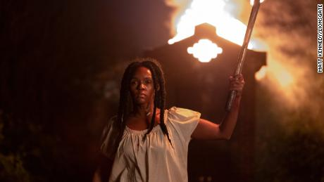 "Janelle Monae in 2020's ""Antebellum."""