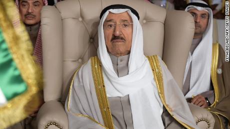 Emir of Kuwait dead at 91, royal court announces