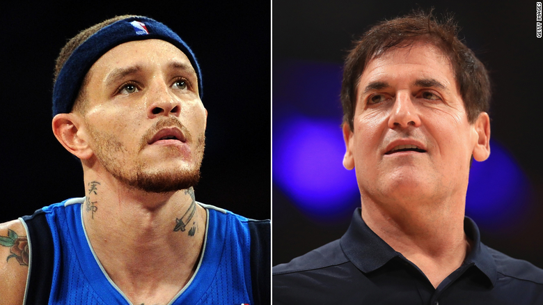 Dallas Mavericks owner Mark Cuban reaches out to help former NBA player Delonte West, according to reports