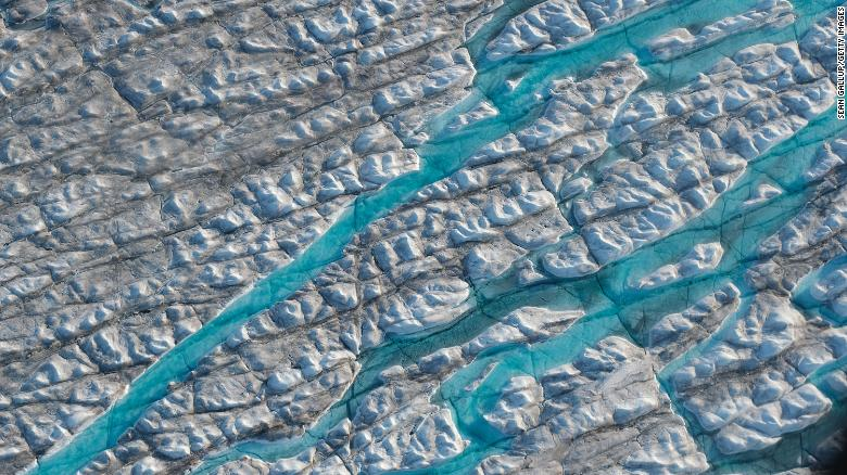 Greenland's ice sheet is melting as fast as at any time in the last 12,000 jare, study shows