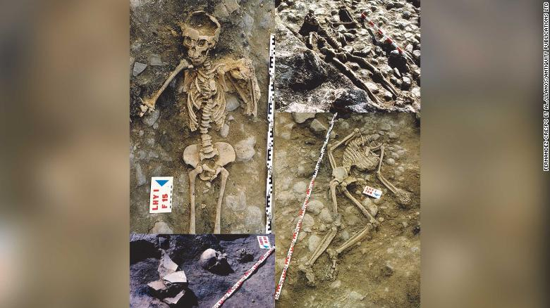 Archaeologists discover Iron Age massacre, frozen in time