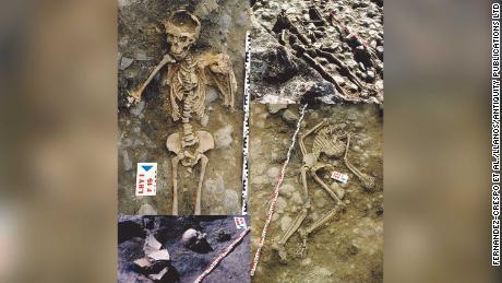 ماہرین آثار قدیمہ نے وقت کے ساتھ منجمد ہونے والے آئرن ایج کا قتل عام دریافت کیا
