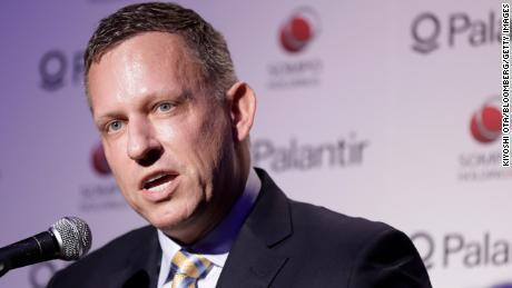 Palantir ، شرکت بحث برانگیز داده ، برای اولین بار در وال استریت ظاهر می شود