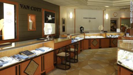Van Cott Jewelers in Vestal, New York.