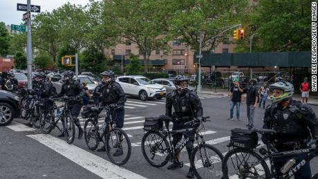 NYPD planned assault and mass arrest of protesters with 'kettling' tactic, Human Rights Watch says