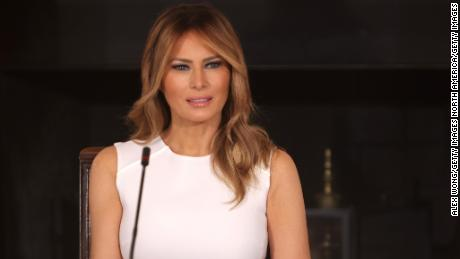 Melania Trump renews focus on ex-friend with essay railing against 'pettiness'