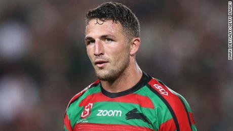 NRL investigating 'serious allegations' against South Sydney Rabbitohs, Sam Burgess