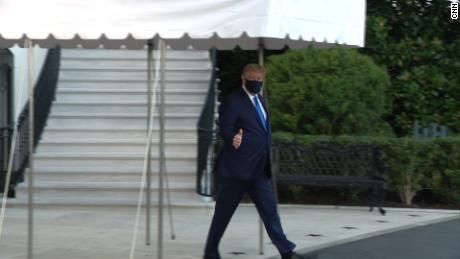 Trump's illness raises national security concerns as Pentagon looks to reassure public