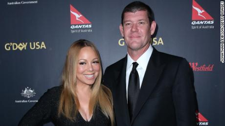 Mariah Carey Reveals She Never Slept With James Packer
