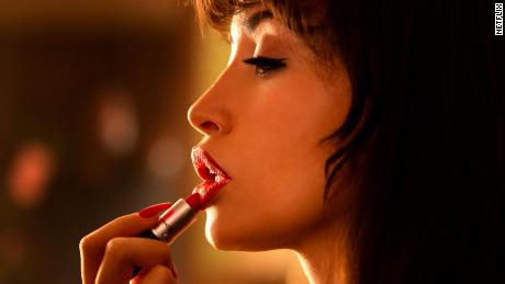 In Netflix's series about the life of Tejano star Selena, Christian Serratos stars.