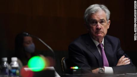 We're never going back to the old economy, Fed Chairman says