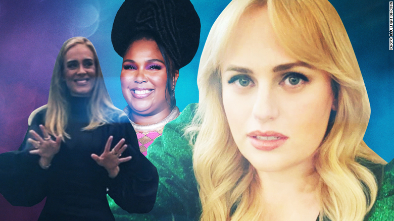 Rebel Wilson, Lizzo and Adele's personal fitness is just that. Persoonlik.