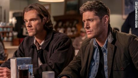 'Supernatural' stars reflect on show's plot twists until the very end