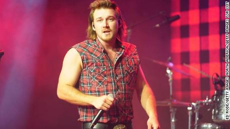 Morgan Wallen performs at The Cowan at Topgolf on June 3, 2019, a Nashville, Tennessee.