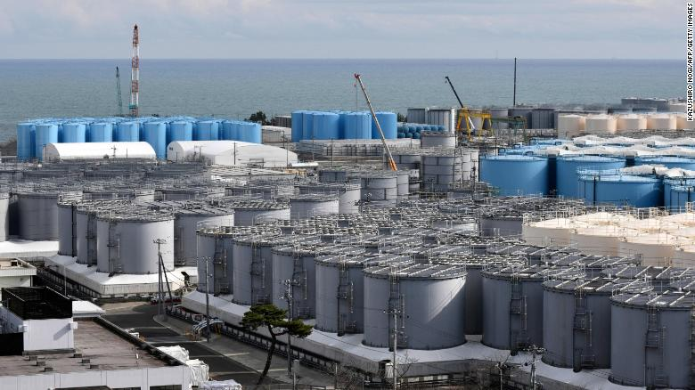 Japanese fishermen urge government not to release Fukushima water to ocean