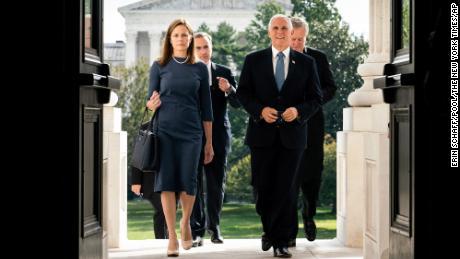 Barrett Supreme Court confirmation hearing opens