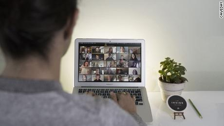 Struggling to work productively from home? Let strangers watch you.