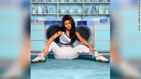 Cardi B announces Reebok X Cardi Footwear Collection