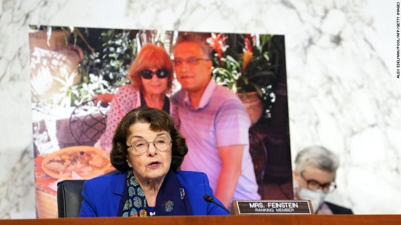 Feinstein to step aside as top Democrat on Senate Judiciary Committee