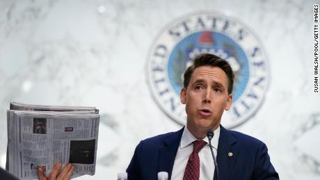 The real reason you need to worry about Hawley's objection to Biden victory