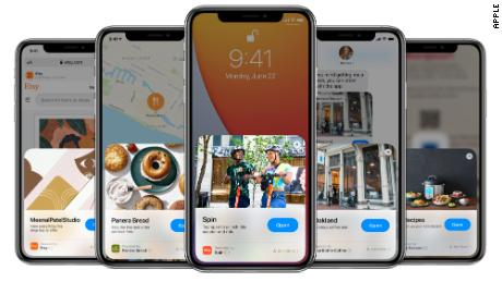 A look at Apple's new App Clips feature.