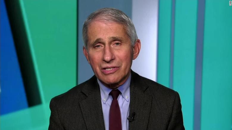 Fauci reacts to Trump ad This is disappointing