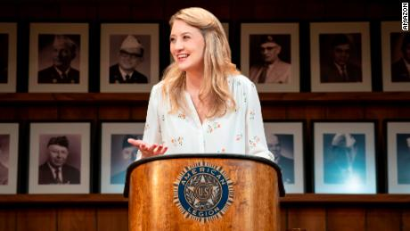 Heidi Schreck in 'What the Constitution Means to Me'
