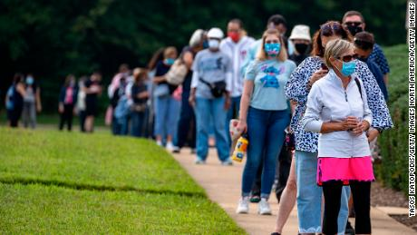 What surge of early voters tells us about 2020