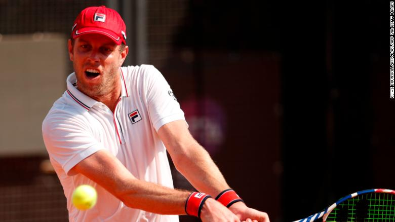 US tennis player Sam Querrey accused of fleeing Russia after testing positive for coronavirus
