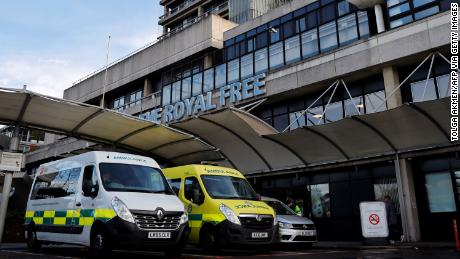 The trials will be held at the Royal Free hospital in London.