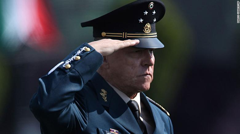 Arrest of former defense minister shatters trust in Mexico's armed forces